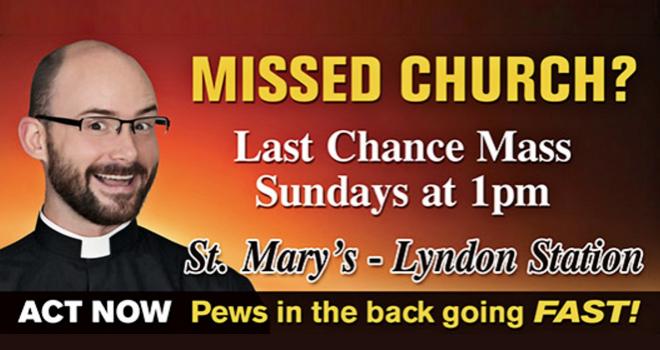 last chance mass